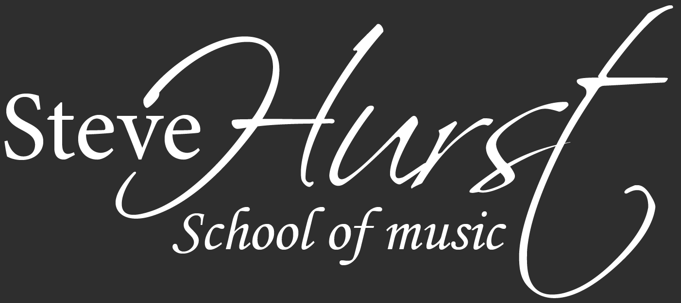 Steve Hurst School Of Music Logo